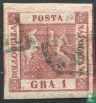 Königreich Neapel - Wappen
