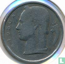België 5 francs 1950 (FRA - muntslag)