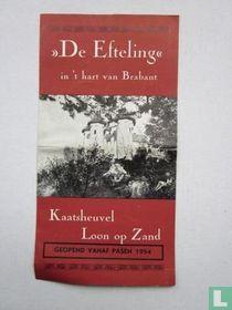 Efteling leaflet