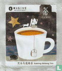 Baking Oolong Tea