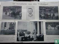 Installatie Volksraad Java 1918, bijlage Nieuws van de Dag v. N.I.
