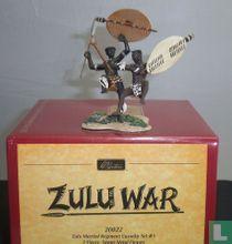 Zulu Married Regiment Casualty  set #1