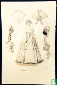 Robe de Mariage - Mai 1850