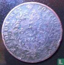 Açores 5 réis 1865