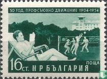 50 jaar vakbeweging