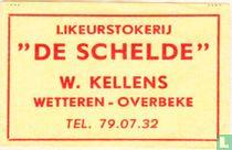 """Likeurstokerij """"De Schelde"""" - W. Kellens"""