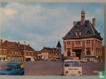 Loos-en-Gohelle: Place de la République