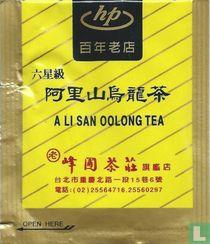 A Li San oolong Tea
