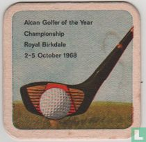 Alcan Golfer of the Year Championship / Say Skol International Lager