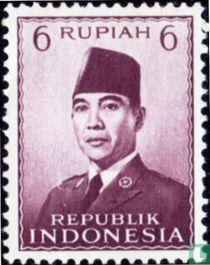 Präsident Sukarno