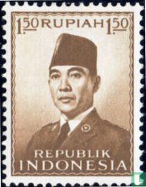 Präsident Soekarno