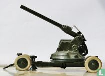2 Pounder Anti-Aircraft Gun on Mobile Chassis 1st version