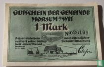 Morsum auf Sylt 1 Mark 1921