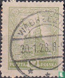 Stadhuis, Poznan