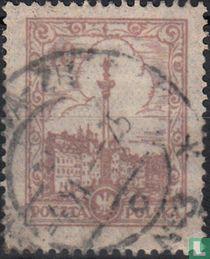 Sigismund's Kolom, Warschau