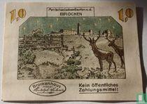 Schierke 1 Mark 1921 (Brocken)
