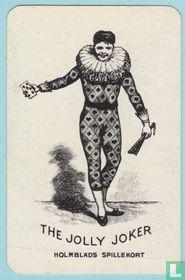 Joker, Belgium, Antoine van Genechten S.A. - Holmblads Spillekort, Speelkaarten, Playing Cards