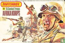 15 Combat Troops Afrika Korps