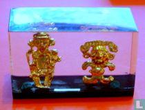 'Gouden Goden' Kunststof