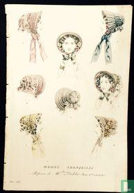 Chapeaux de Mademoiselles Bühler, Mai 1852