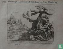 HENRICUS RES GALLORUM dum cogitat hostem