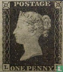Queen Victoria Penny Black