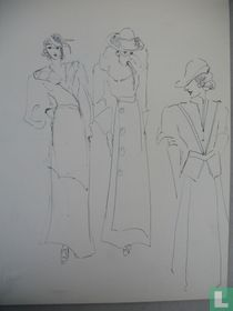 3 women with hat