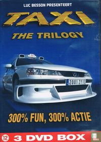 Taxi - The Trilogy