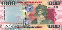 Sierra Leone 1.000 Leones 2010