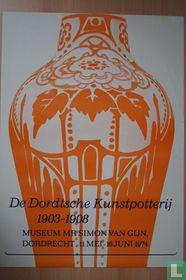 De Dordtsche Kunstpotterij 1903 - 1908