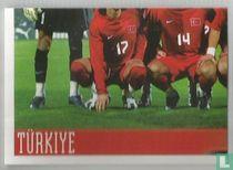 elftalfoto Türkiye (linksonder)