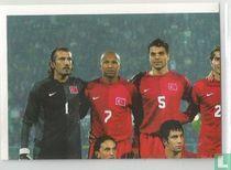 elftalfoto Türkiye (linksboven)