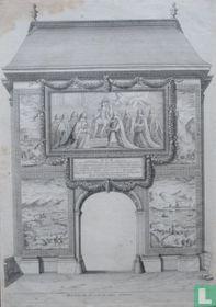 Porte de la ville du costé de saint Anthoine.
