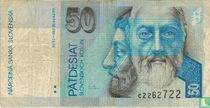Slowakije 50 Korun (P21a)