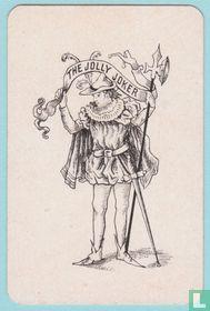 Joker, Belgium, Brepols & Dierckx Zoon, Speelkaarten, Playing Cards