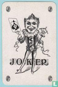 Joker, Belgium, Antoine van Genechten S.A., Henri Corstens Tobacco, Speelkaarten, Playing Cards