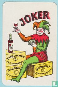 Joker, Belgium, Dubonnet Vin de Liqueur, Speelkaarten, Playing Cards