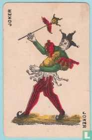 Joker, Belgium, La Turnhoutoise S.A., Speelkaarten, Playing Cards