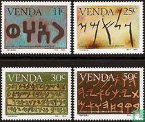 Geschiedenis van het schrift