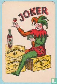 Joker, Belgium, Dubonnet Vin Tonique, Speelkaarten, Playing Cards