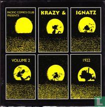 Krazy and Ignatz - Daily Strips 1922