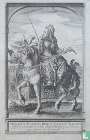 MARGARETHA AUSTRIACA DUCISSA PARMAE ET PLANCENTiae Inferiorem Germaniam nomine Regis Philippi fratris ab anno 1559. ad annum 1567 gubernavit.