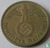 Duitse Rijk 10 reichspfennig 1937 (G)