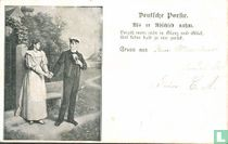 Deutsche Poesie. Als er Abschied nahm