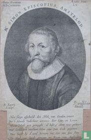 Mr. SIMON EPISCOPIUS, AMSTELOD.
