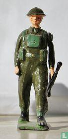 Bren gunner British Infantry Full Battledress