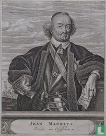 JOAN MAURITS, Prins van Nassouw, etc: