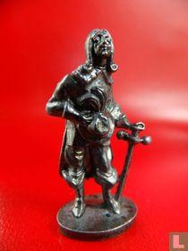 Musketier Frans (ijzer)