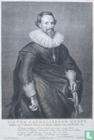 PIETER CORNELISZOON HOOFT, Ridder van St. Michiel, Drost van Muide, Baljuw van Goeilandt, etc.