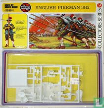 English Pikeman 1642
